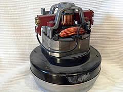 Staubsauger Reparatur - Motor