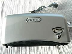 Toaster Reparatur - Gehäuse