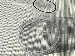 Küchenmaschinen Reparatur - Deckel Arbeitsschale